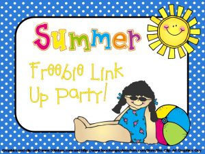Summer Freebie Link Up Party