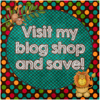 Small Blog Store button