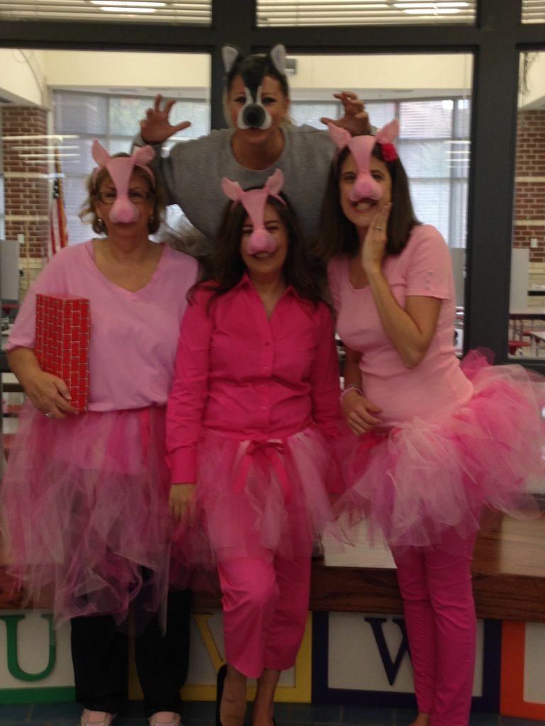 Story Book Character Night 2013