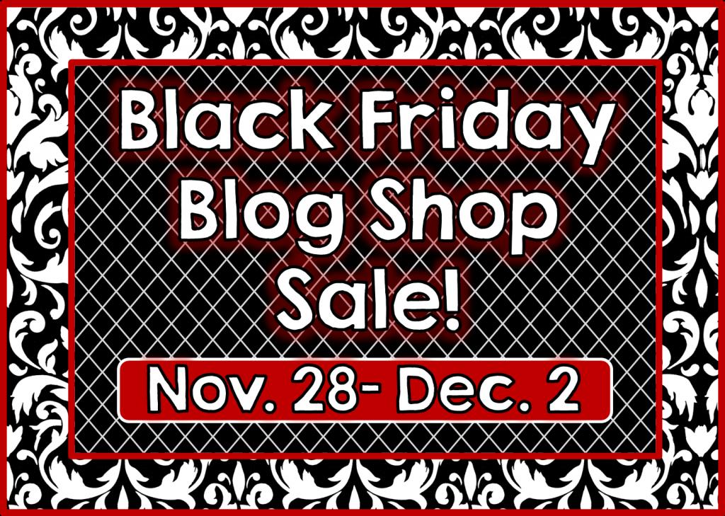 Black Friday  Blog Site Sale