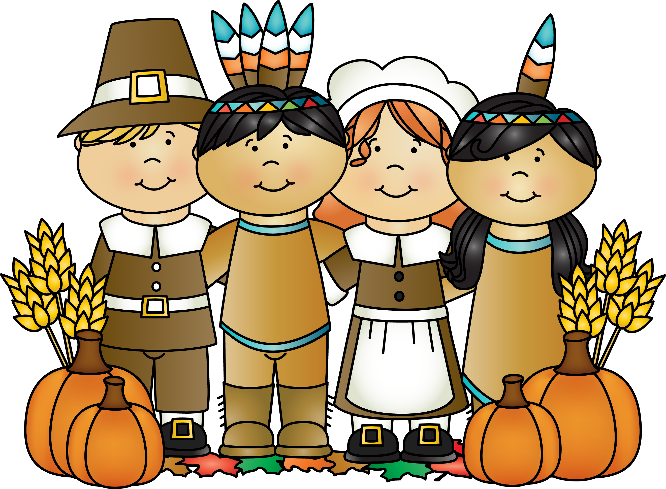 Thanksgiving pilgrim wallpaper the first thanksgiving - Pics Photos Pilgrims And Indians With Thanksgiving