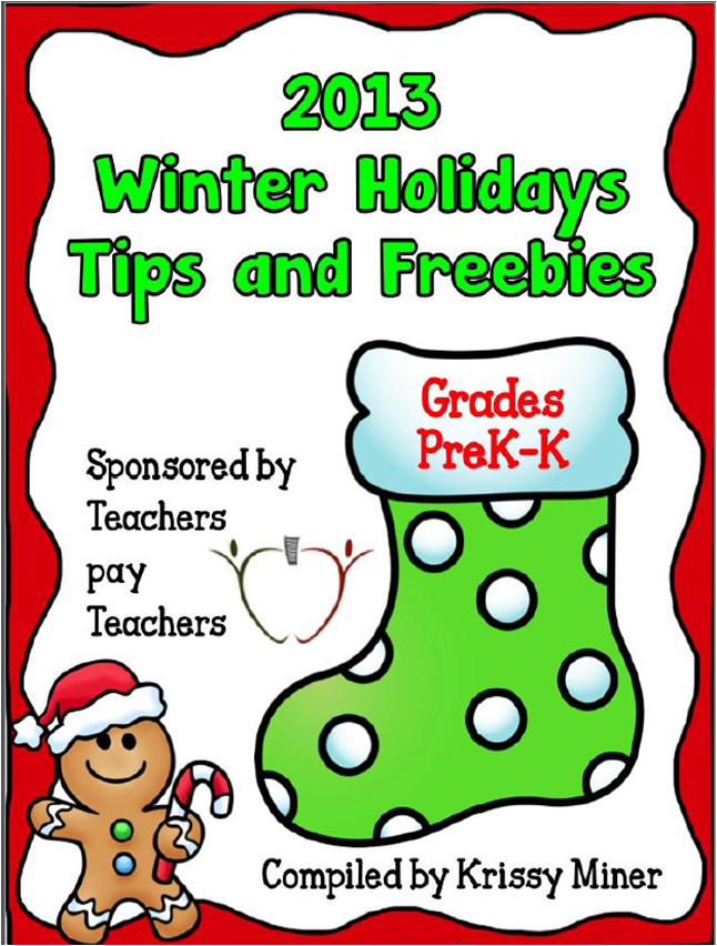 2013 Winter Holidays Tips and Freebies eBook Cover