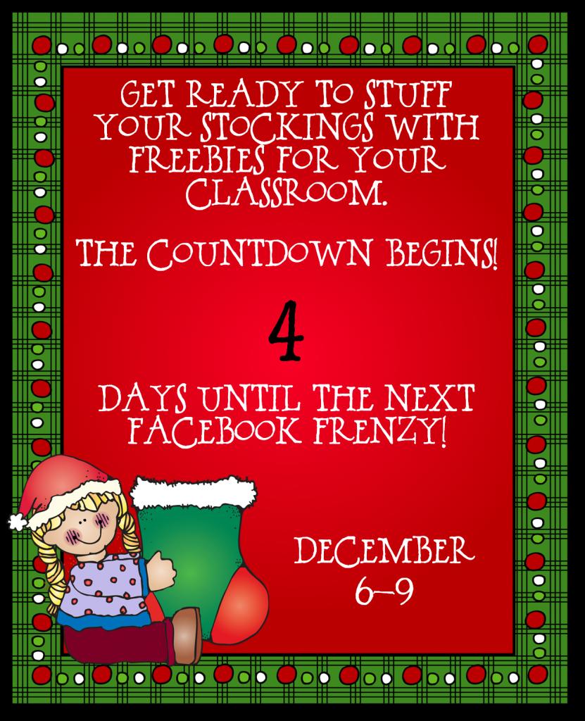 December FB Frenzy 4 days left