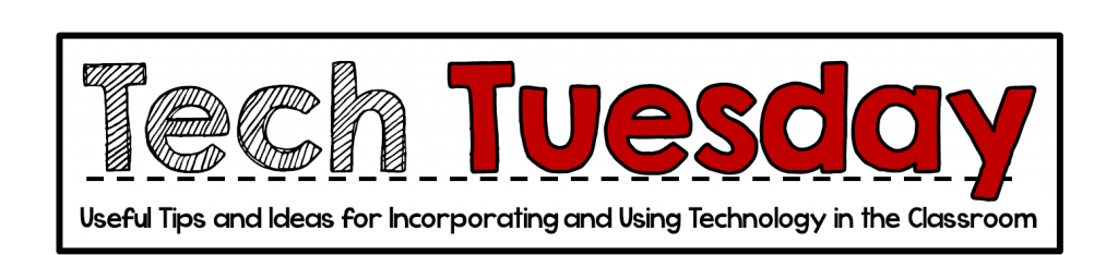 Tech Tuesday Logo