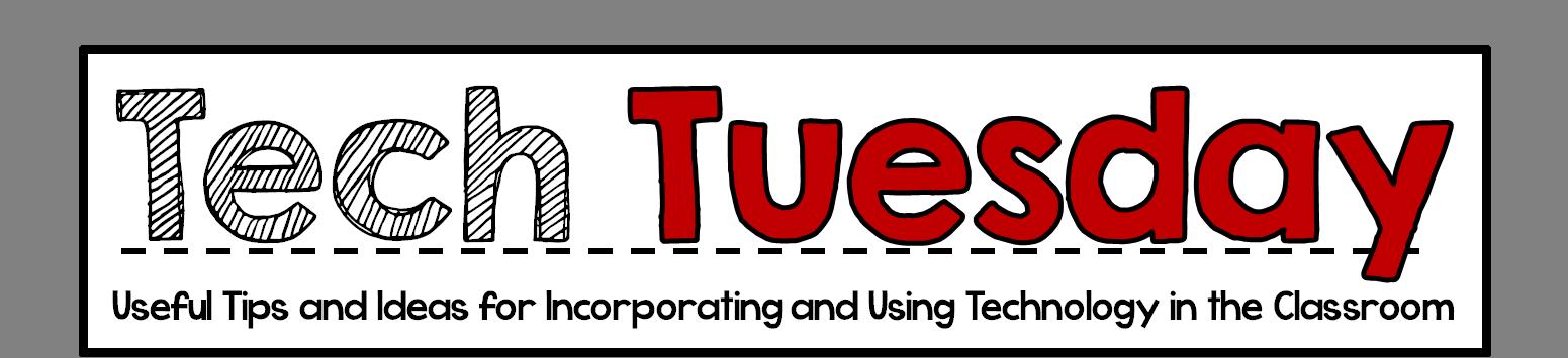 Tech Tuesday Logo