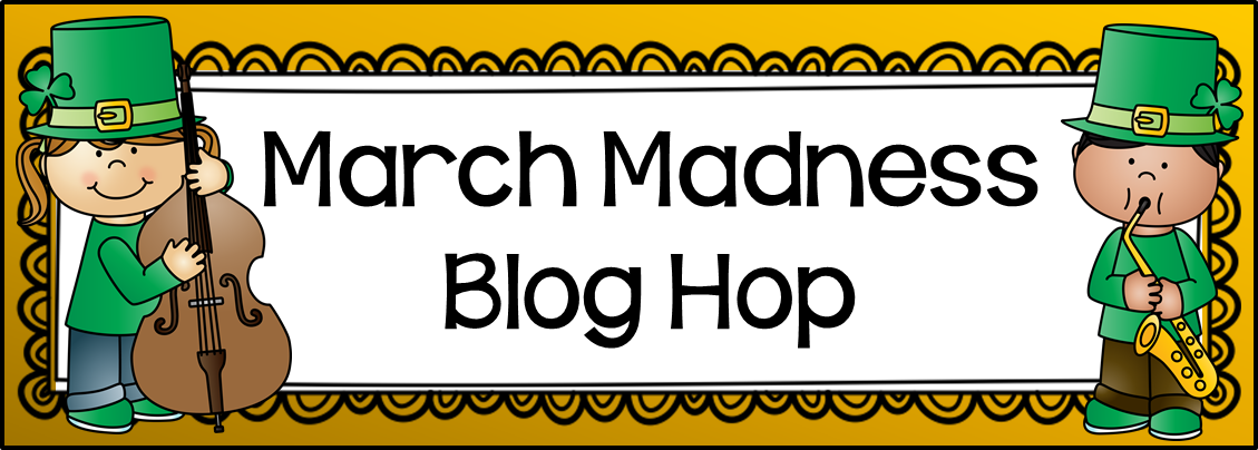 March Madness Blog Hop