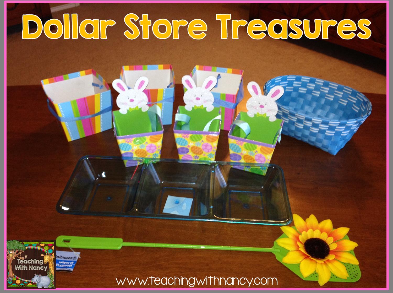 Dollar Store Treasures
