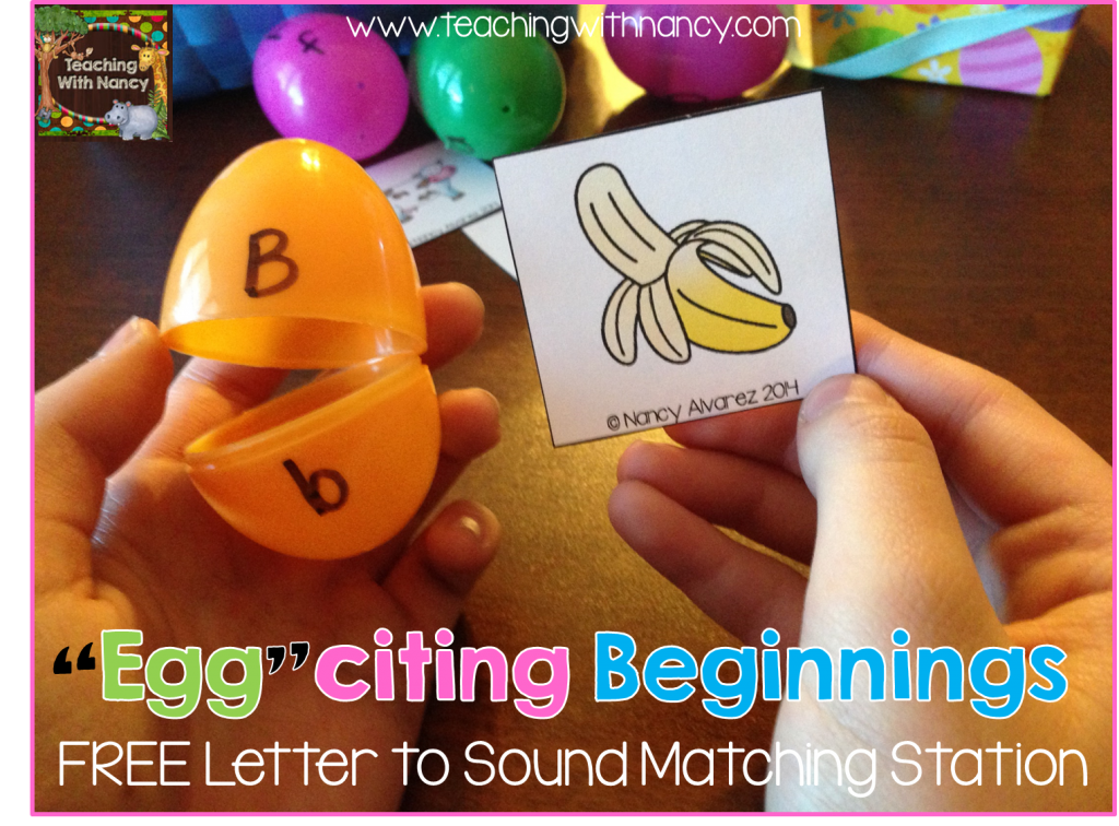 Eggciting Beginnings