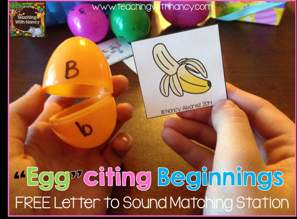 Eggciting Beginnings