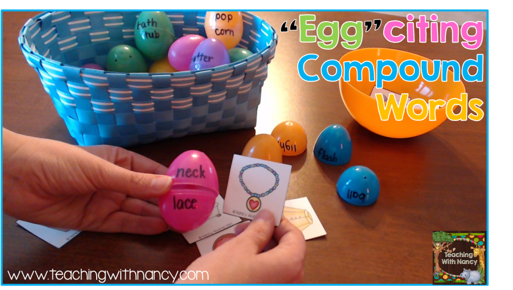 Eggciting Compound Words