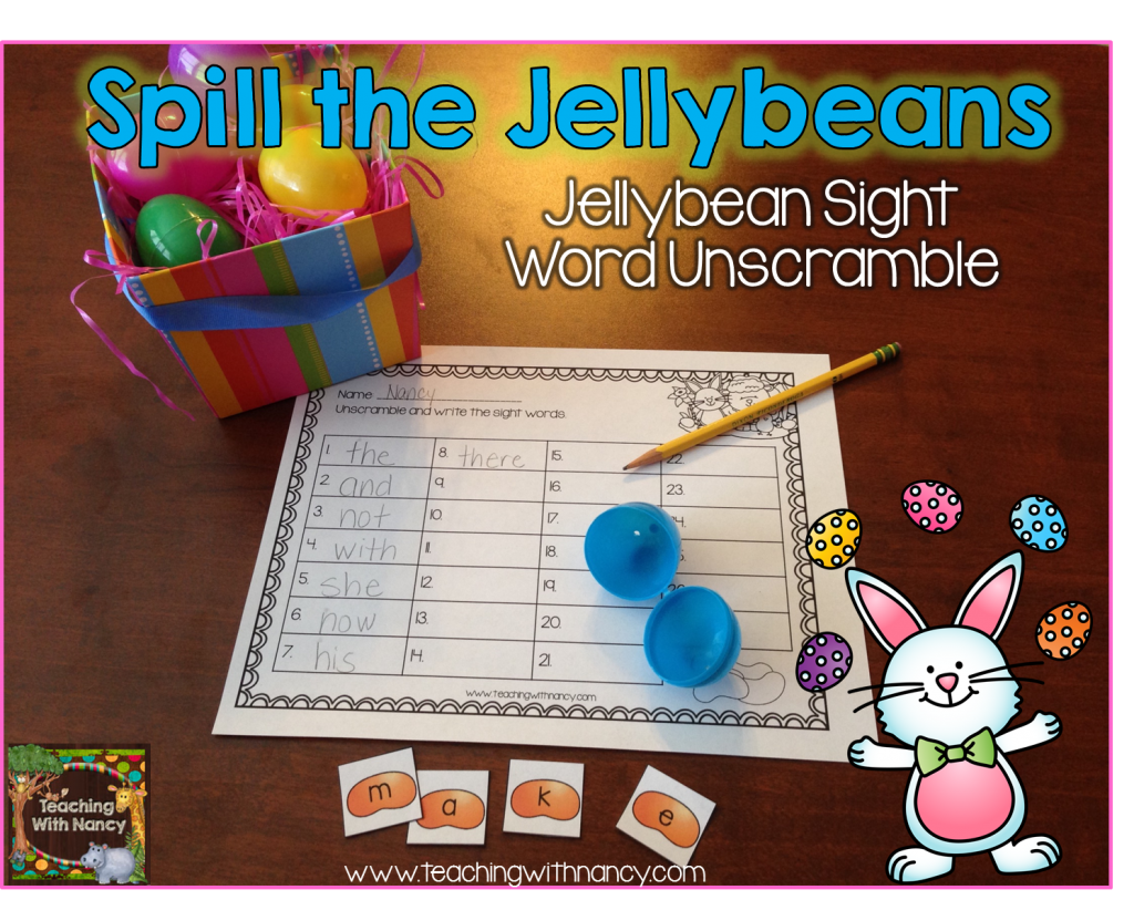 Spill the Jellybeans
