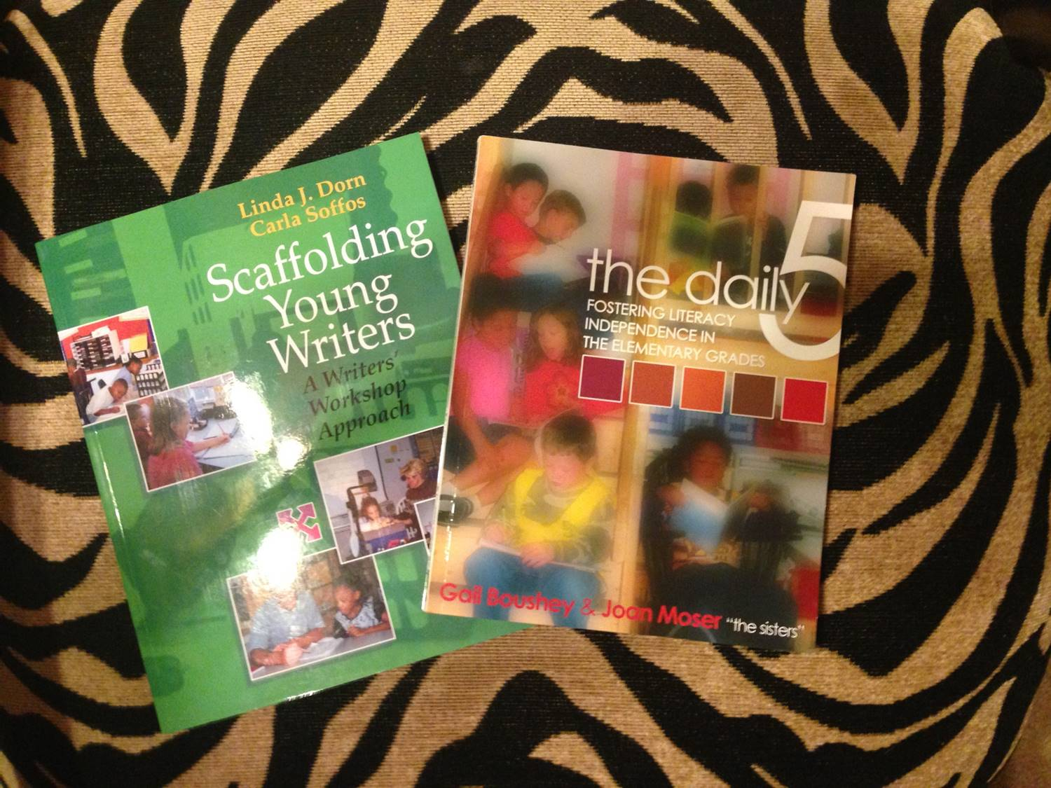 daily 5 books