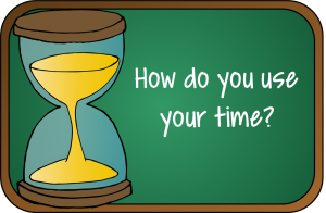 how do you use your time