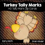 Turkey Tally Marks