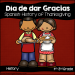 Spanish: History of Thanksgiving