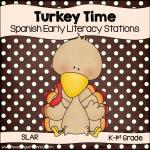 Spanish: Turkey Time