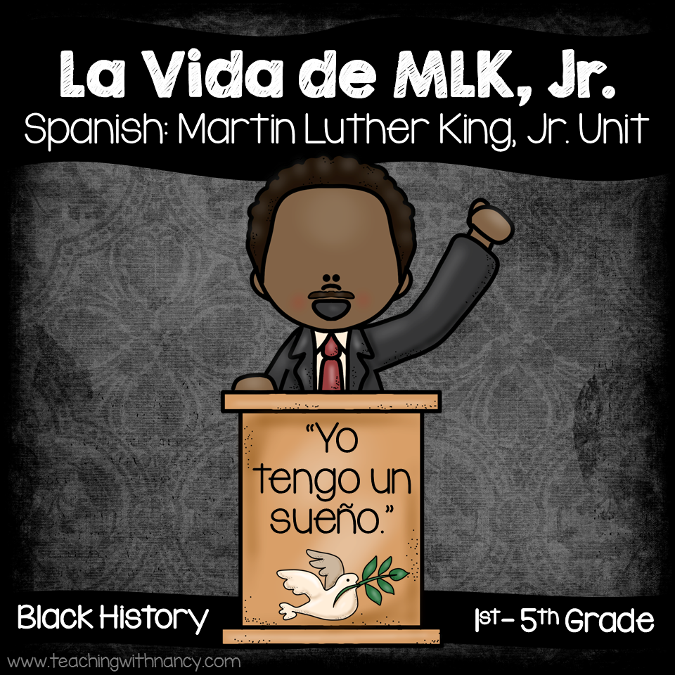 La Vida De Martin Luther King Jr