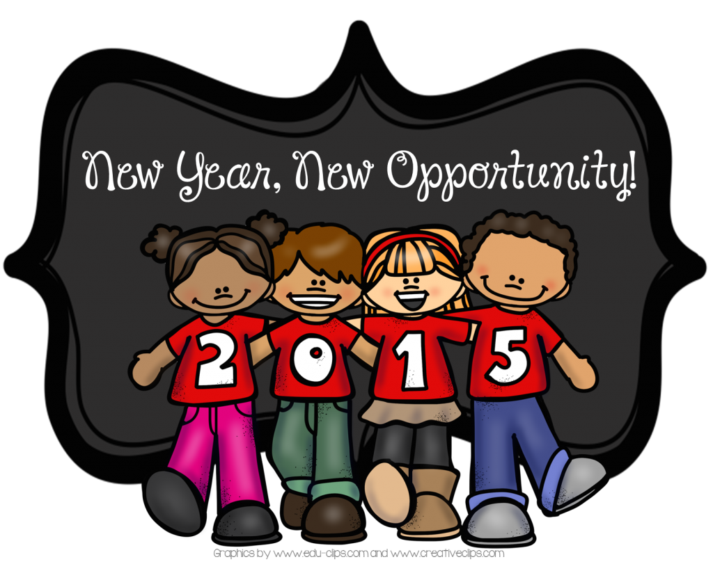 New year new opportunity