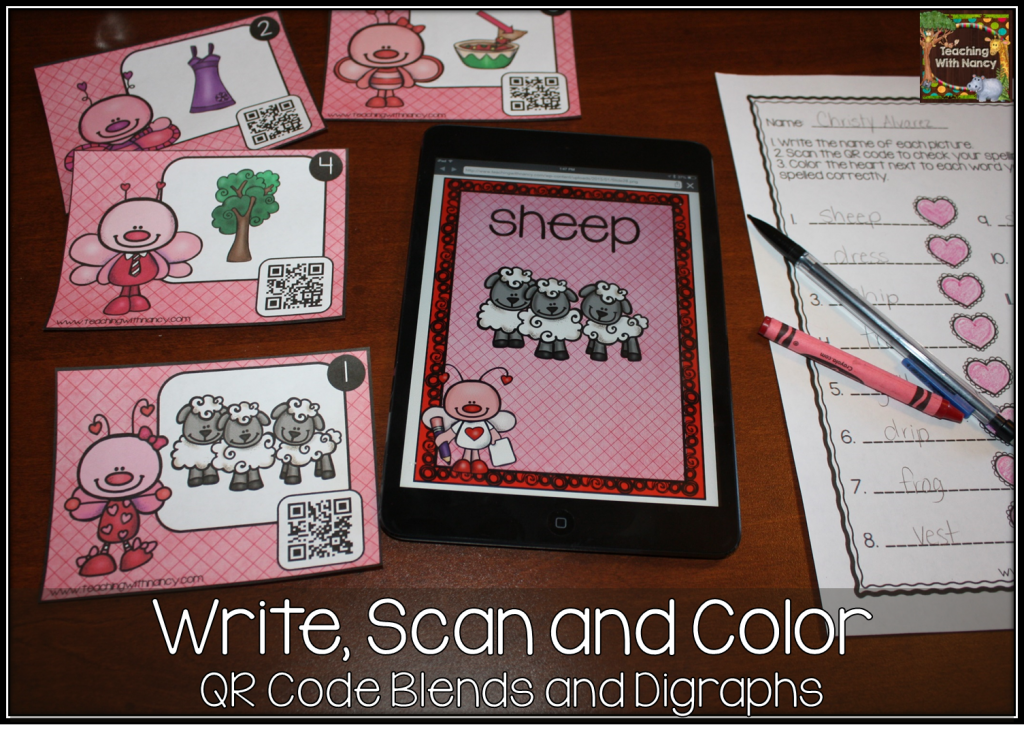 QR Code Blends and Digraphs Blog Image