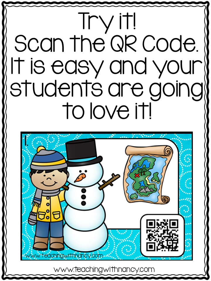 QR Code: Write and Scan
