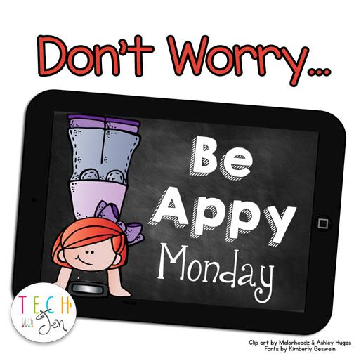 Be Appy Monday