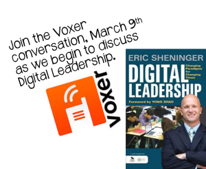 Digital Leadership Voxer Chat
