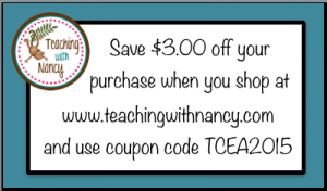 Coupon $3 off TCEA2015
