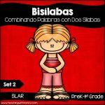 Bisilabas Set 2