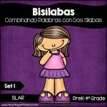 Bisilabas Set 1