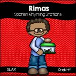 Spanish: Insect Rhyming Stations