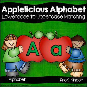Applelicious Alphabet