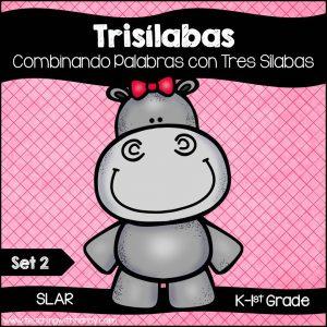 Trisilabas Set 2