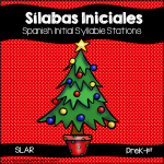 Spanish Christmas Initial Syllables