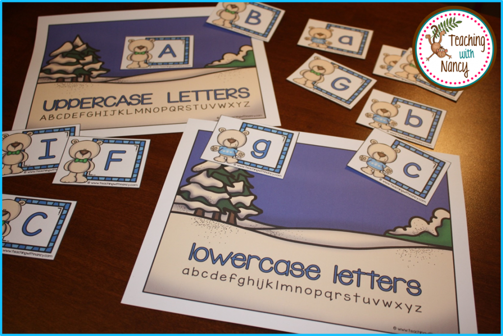 Winter ABC Sorting