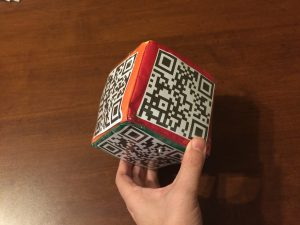 QR Cube2