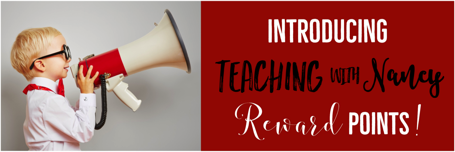 Teaching with Nancy Rewards